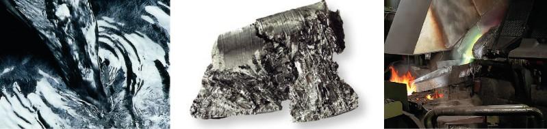 добиване и претопяване на цинкова руда