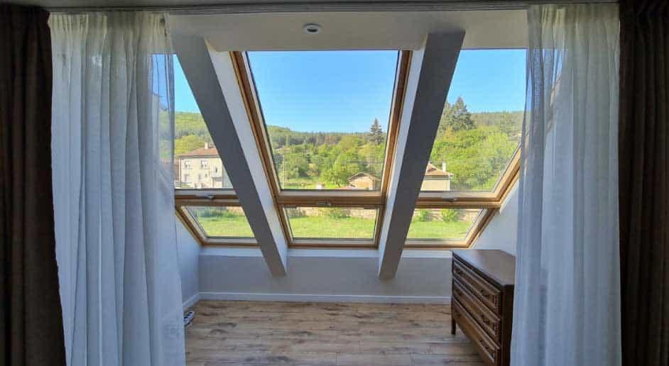 Покривни прозорци VELUX